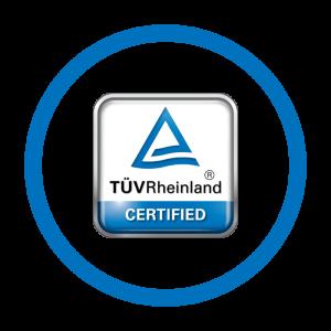 TUV 14001 Certification Meganicotine