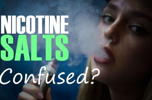 Nicotine Salts Explained