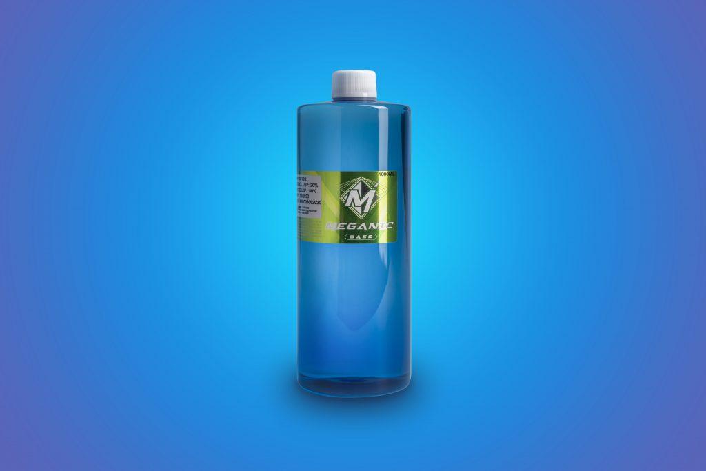 Meganic Nicotine Bottle 1000ML